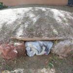 Proteger la abertura de la madriguera contra el frío